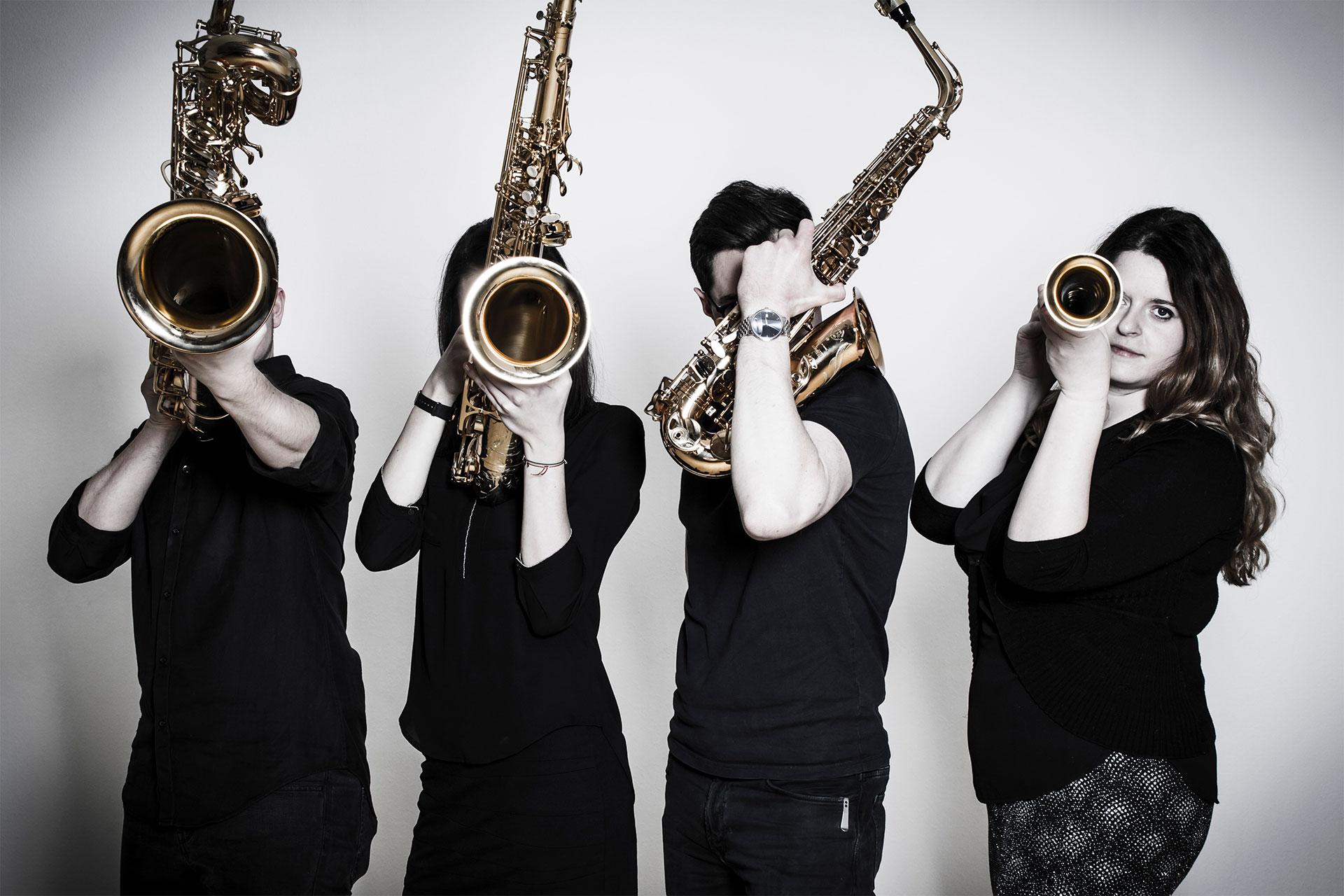 Aureum Saxophon Quartett Startseite