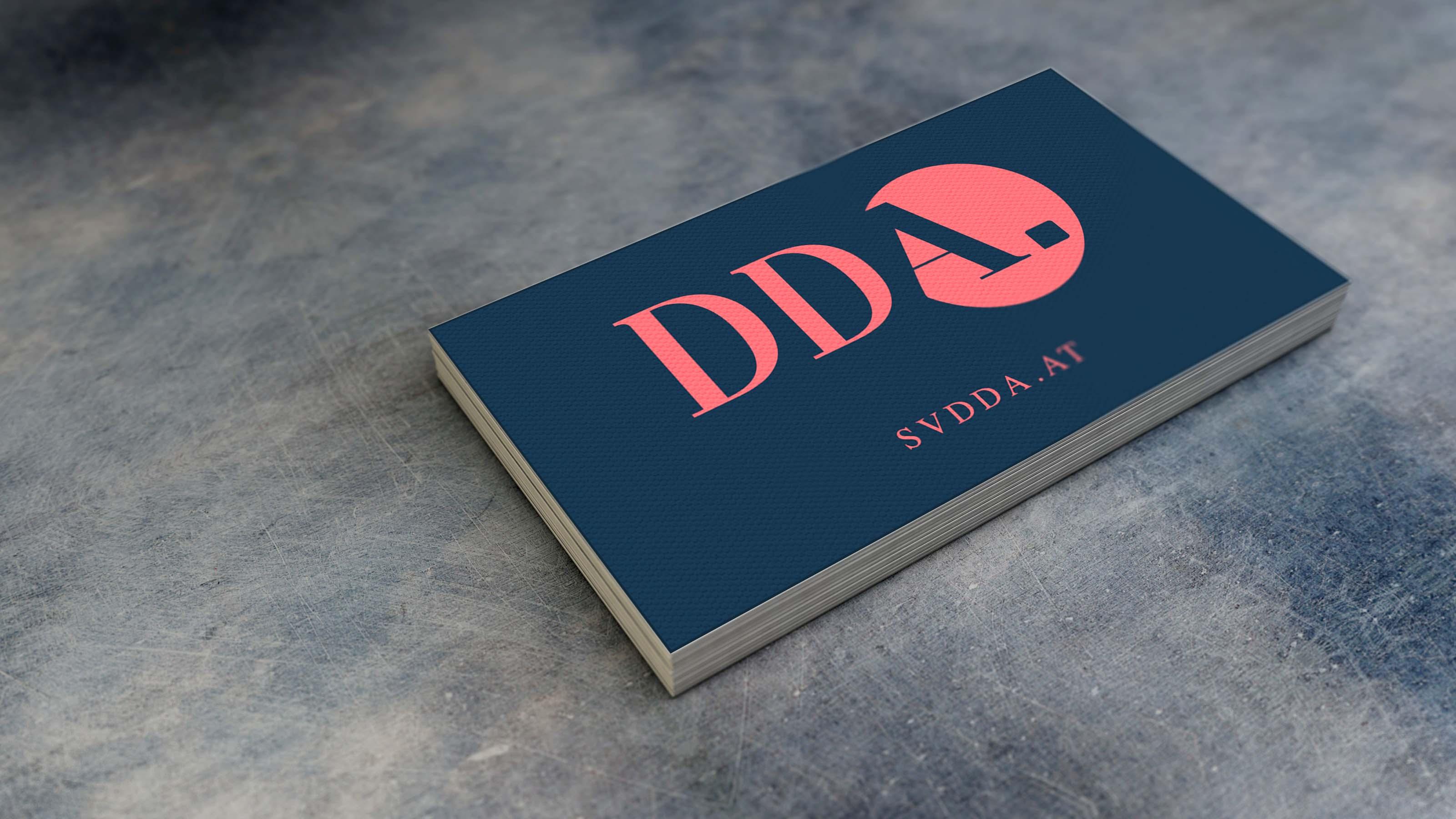 DDA Wirtschaftspruefung Branding