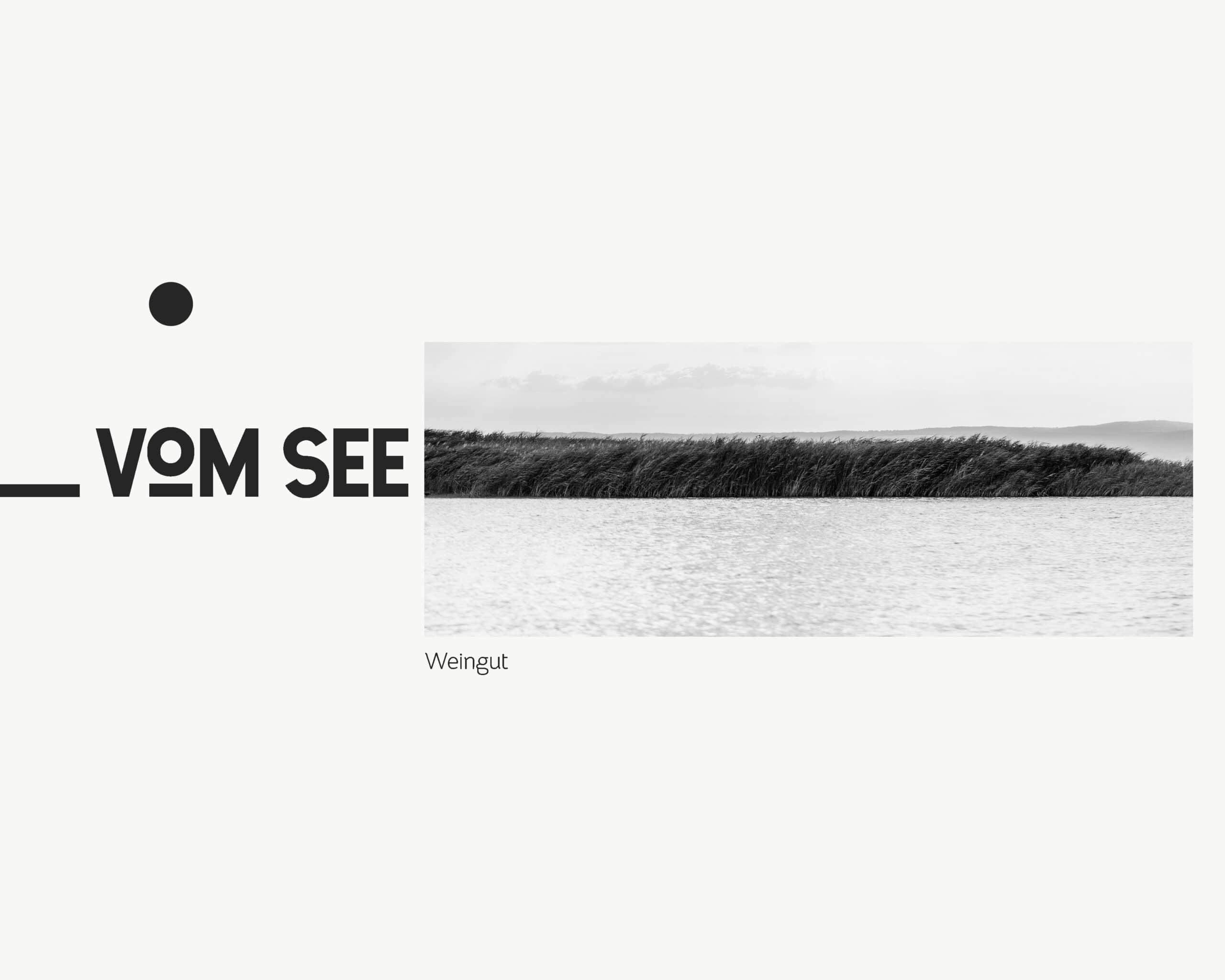 Brand Design Vom See