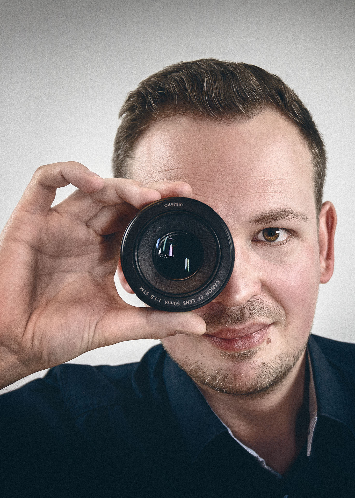 Oliver Schoenemann Kameralinse